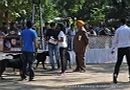 Jabalpur Dog Show 2012 | judge,ring steward,rottweiler,sw-60,