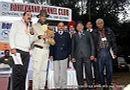 Rohilkhand Dog Show   line up,pomeranian,sw-74,