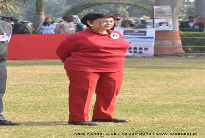 judge,sw-78,, 2013 Agra Dog Show, DogSpot.in