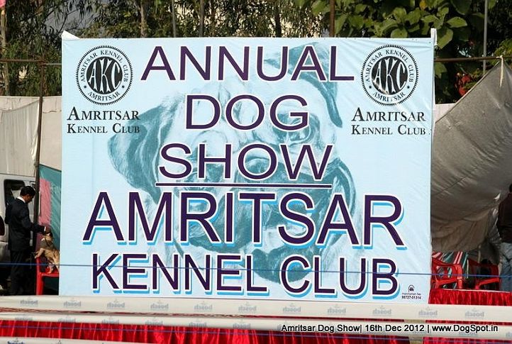 show ground,sw-65,, Amritsar Dog Show 2012, DogSpot.in