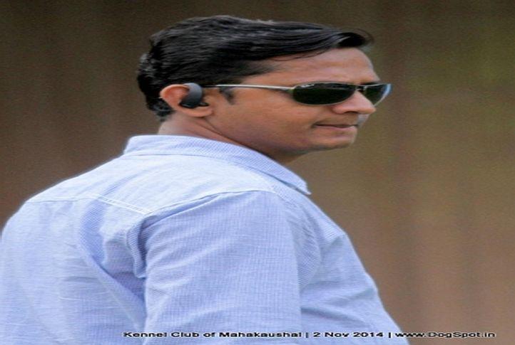 ring stiward,sw-127,, Jabalpur Dog Show 2 Nov 2014, DogSpot.in