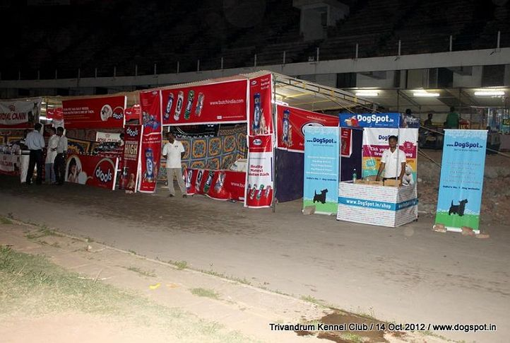 ground stalls,sw-59,, Trivandrum Dog Show 14th Oct 2012, DogSpot.in