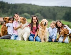 Kids and Dogs -  5 steps to the best relationship