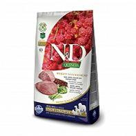 Farmina N&D Dry Dog Food Grain Free Quinoa Weight Management Adult - 7 Kg