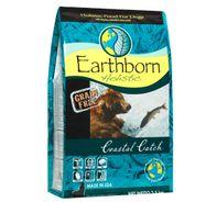Earthborn Holistic Coastal Catch Grain-Free Dry Dog Food - 2.5 kg