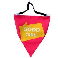LANA Paws Good Girl Adjustable Bandana -Medium & Large
