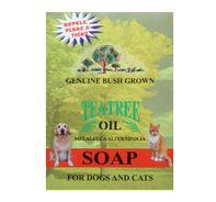 Tea Tree Oil Soap For Dog - 75 gm