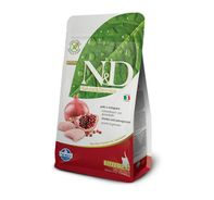 Farmina N&D Dry Cat Food Grain Free Chicken & Pomegranate Kitten - 5 Kg