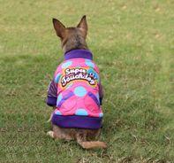 Touchdog Mix & Match Style Jacket Pink - Large
