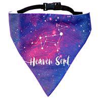 LANA Paws Astral, Heaven Sent Adjustable Bandana  -Small & Medium