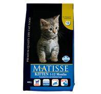 Matisse Kitten Food - 400 gm (Pack Of 12)