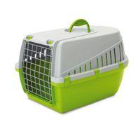 Savic Trotter 1 Pet Carrier (LxBxH - 49 X33 X30 cm)- Lemon Green
