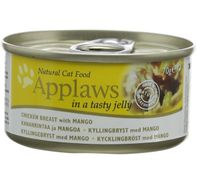 Applaws Cat Can Food  Chicken Breast with Mango -70 gm (24 cans)