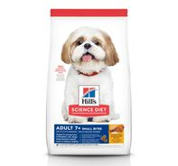 Hill's Science Diet Adult 7 Plus Active Longevity Small Bites Chicken Rice And Barley Dry Dog Food - 2 Kg
