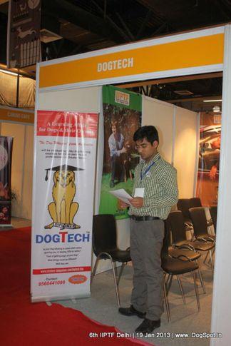 6th iiptf delhi,dogtech,, 6th IIPTF Delhi , DogSpot.in