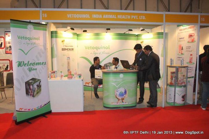 6th iiptf delhi,vetoquinol,, 6th IIPTF Delhi , DogSpot.in