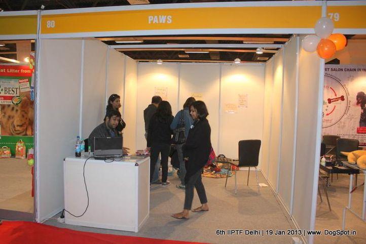 6th iiptf delhi,paws,, 6th IIPTF Delhi , DogSpot.in