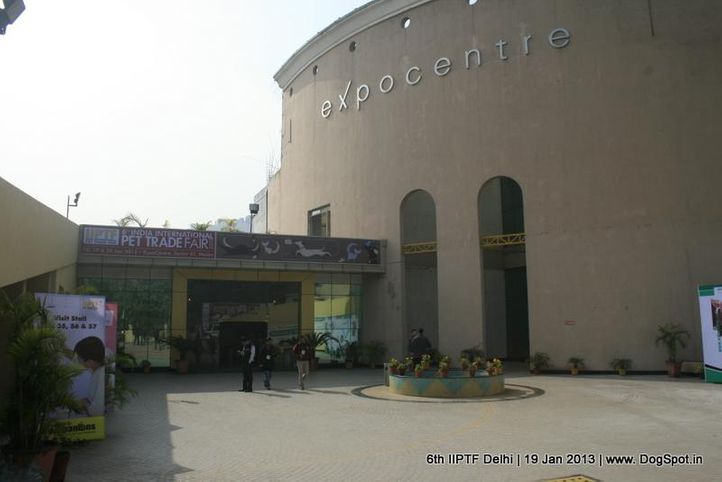 6th iiptf delhi,expo center,, 6th IIPTF Delhi , DogSpot.in