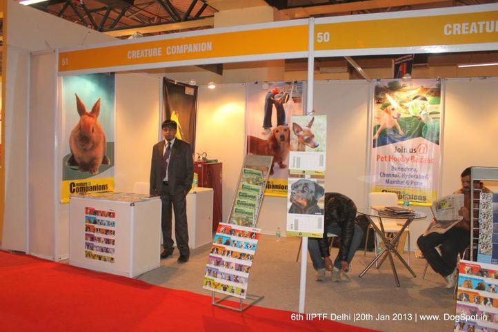6th iiptf delhi,creature companion,, 6th IIPTF Delhi , DogSpot.in