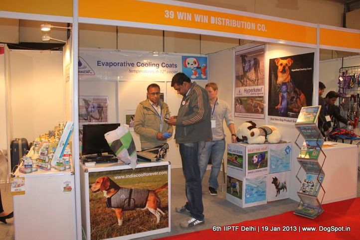 6th iiptf delhi,win win distribution,, 6th IIPTF Delhi , DogSpot.in