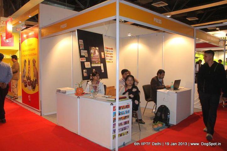 6th iiptf delhi,press,, 6th IIPTF Delhi , DogSpot.in