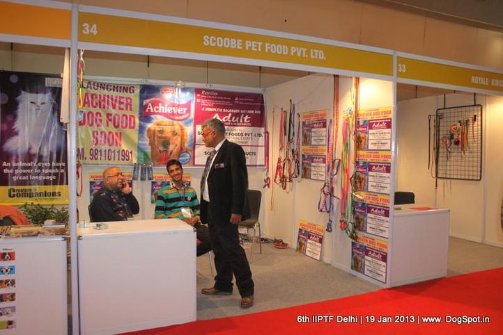 6th iiptf delhi,scoobe pet,, 6th IIPTF Delhi , DogSpot.in