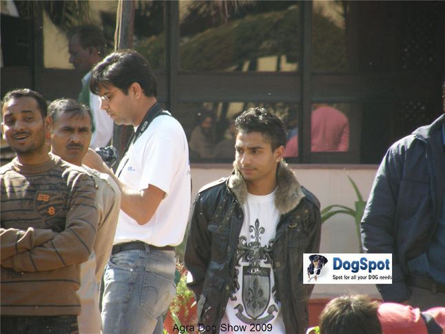 Ground,, Agra Dog Show 2008-09, DogSpot.in