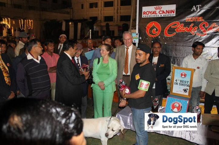 Chewos,Lineup,, Agra Dog Show 2010, DogSpot.in