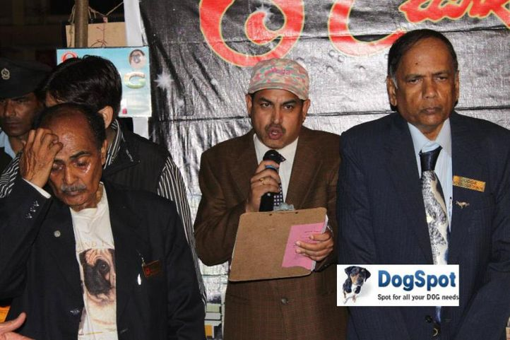 Judge,Ring Steward,, Agra Dog Show 2010, DogSpot.in