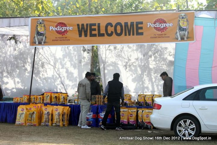 ground stall,sw-65,, Amritsar Dog Show 2012, DogSpot.in