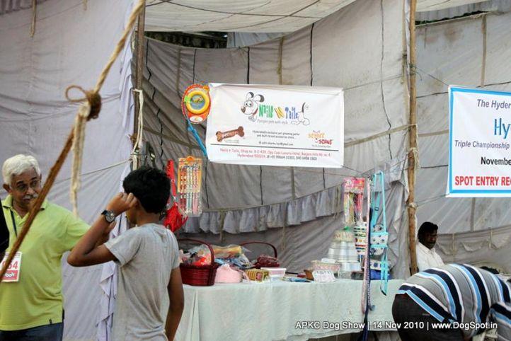 ground,stalls,, APKC Hyderabad, DogSpot.in