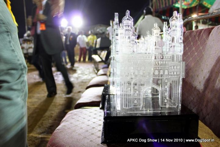trophies,, APKC Hyderabad, DogSpot.in