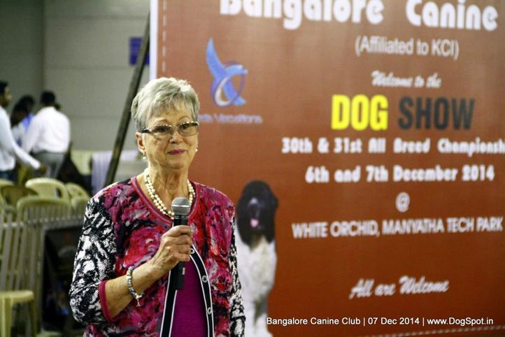 best in show,judges,sw-138,, Bangalore Canine Club 2014, DogSpot.in