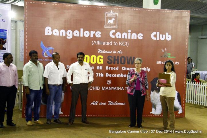 best in show,committee,judges,sw-138,, Bangalore Canine Club 2014, DogSpot.in