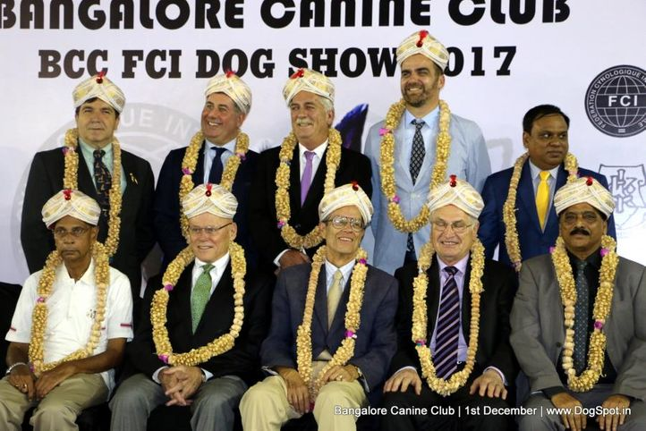 inagural,judges,sw-202,, Bangalore Dog Show 2017, DogSpot.in