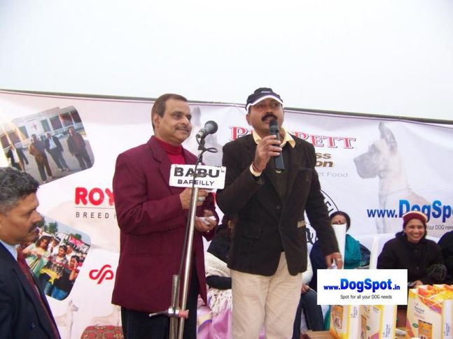 committee,ground,, Bareilly Dog Show 2010, DogSpot.in