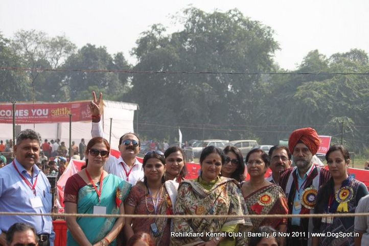 committee,sw-41,, Bareilly Dog Show 2011, DogSpot.in