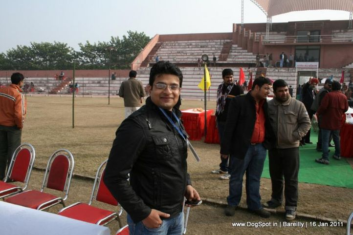 sw-14, committee,ground,ring steward,, Bareilly Dog Show 2011, DogSpot.in