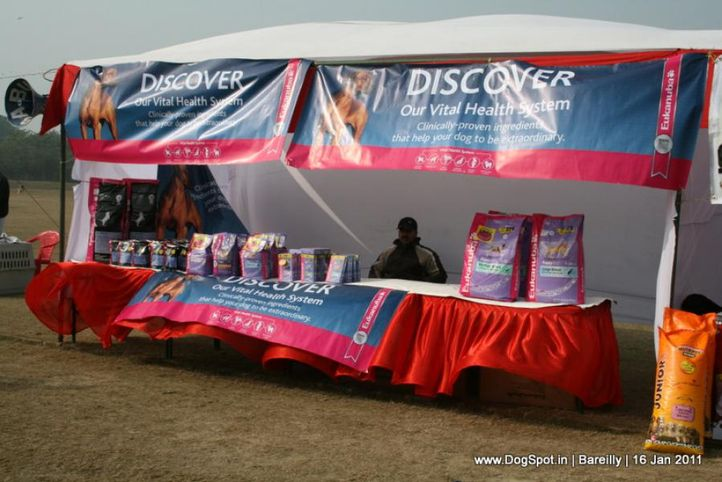 sw-14, ground,stalls,, Bareilly Dog Show 2011, DogSpot.in