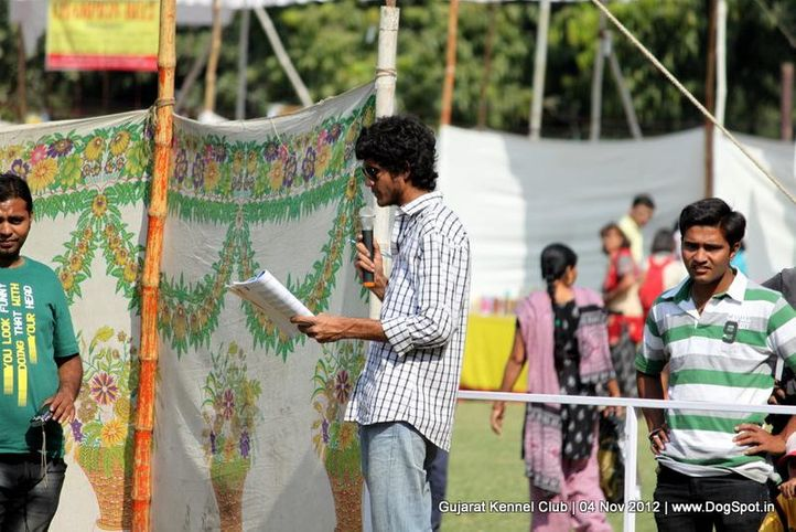 sw-64, people,sw-64,waiting ring,, Baroda Dog Show 4th Nov 2012, DogSpot.in
