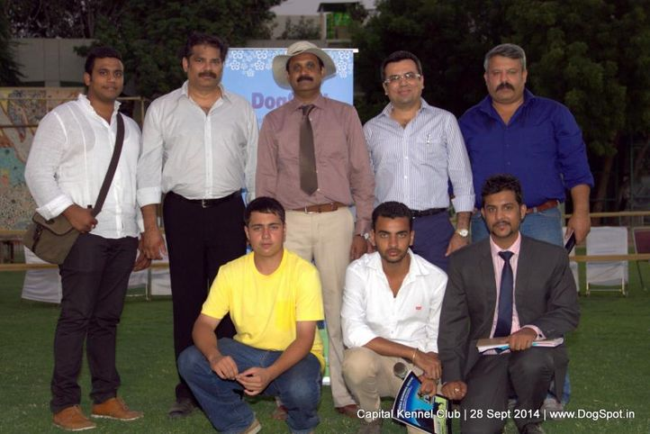 committee,sw-128,, Capital Kennel Club - 2014 , DogSpot.in