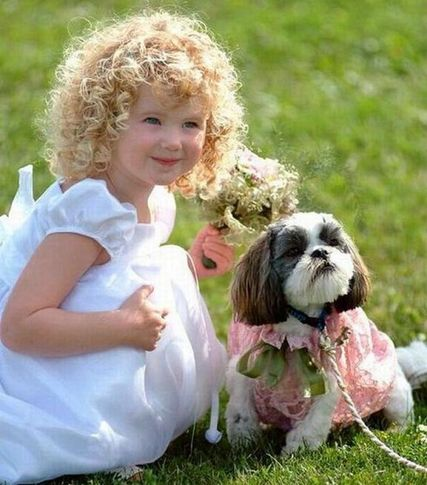 cute kids with pets, Cute Kids with Pets, DogSpot.in
