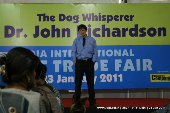 dogtech,, Day 1 IIPTF 2011, DogSpot.in