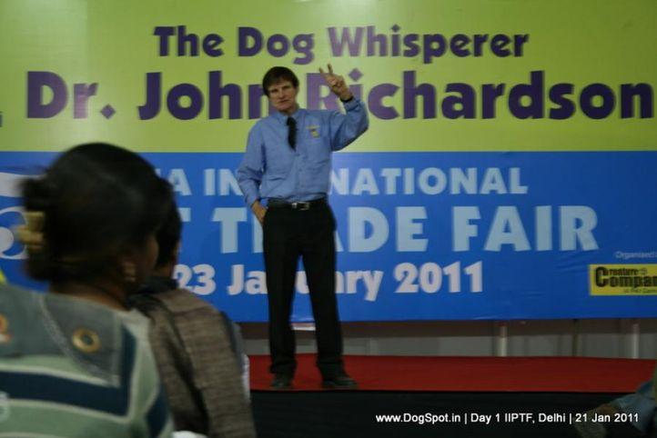 dogtech,, Day 1 IIPTF 2011, DogSpot.in