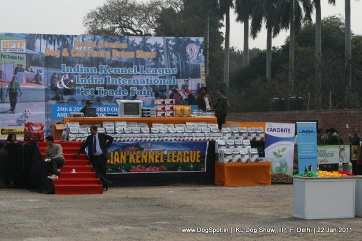 all breed championship,ground,stage,, Day 2 IKL Show IIPTF, DogSpot.in