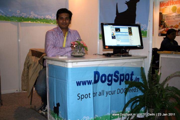 dogspot,, Day 3 IIPTF, DogSpot.in