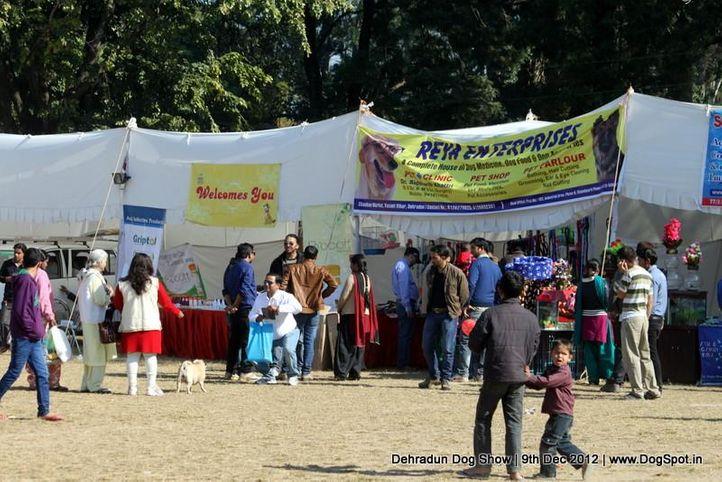 ground stalls,sw-73,, Dehradun Dog Show 2012, DogSpot.in