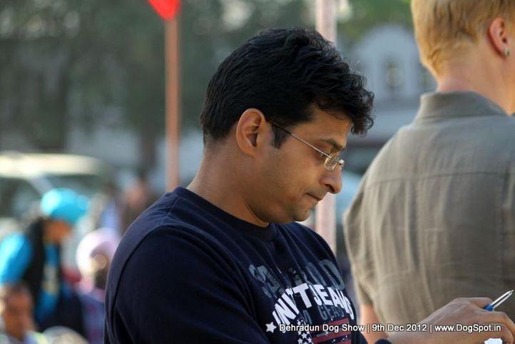 ring steward,sw-73,, Dehradun Dog Show 2012, DogSpot.in