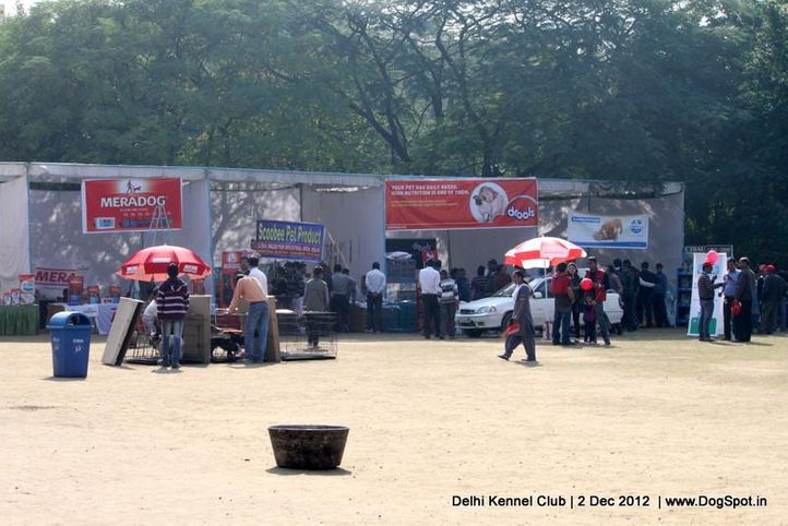 show stalls,sw-67,, Delhi Dog Show 2012, DogSpot.in