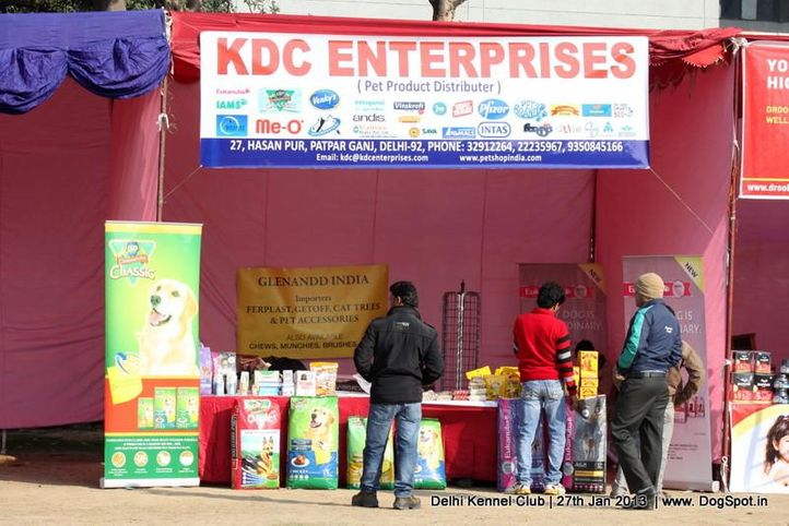 show stalls,sw-79,, Delhi Dog Show 2013, DogSpot.in